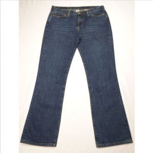 LUCKY BRAND Women Boot Cut Jeans Mid Rise 1682E2